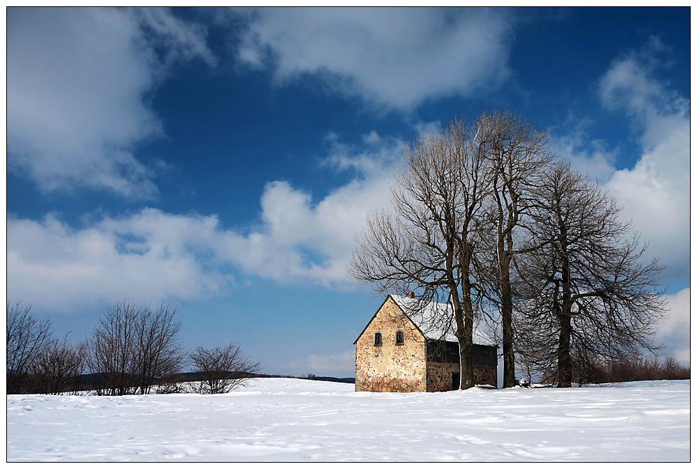 Das war der Winter im Erzgebirge *** doch noch nicht!