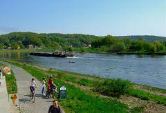 °°° Das war ein Wetterchen - Um und auf der Elbe - alles unterwegs °°°