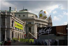 Das war einmal das Burgtheater ...