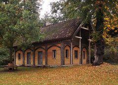 Das Waschhaus am Haussee in Petzow