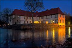 Das Wasserschloss Strünkede