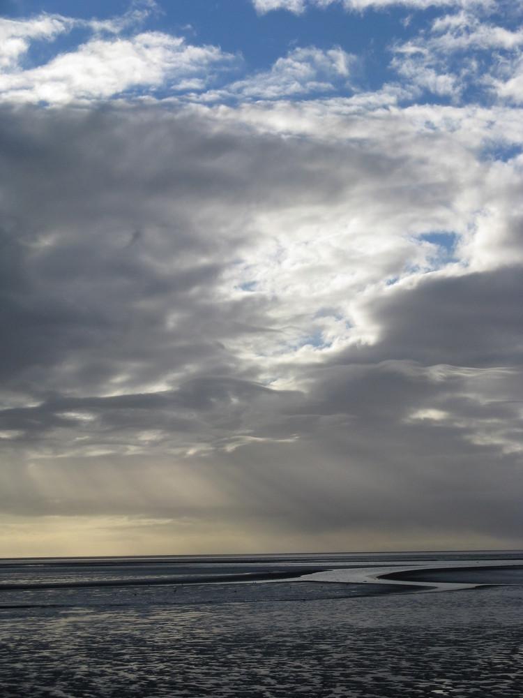 Das Wattenmeer und seine Fassaden