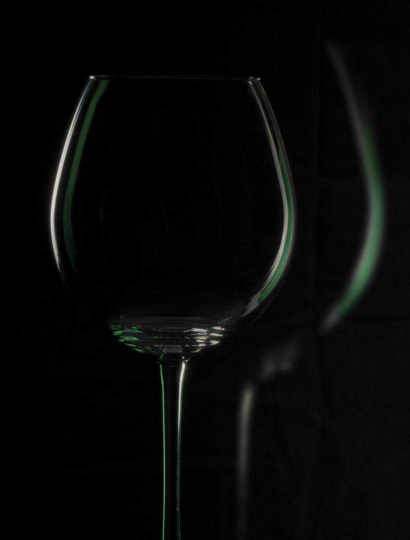 Das Weinglas