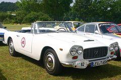 Das weiße Cabriolet