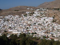 Das weiße Dorf Lindos