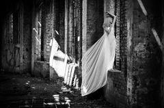 Das weiße Kleid...