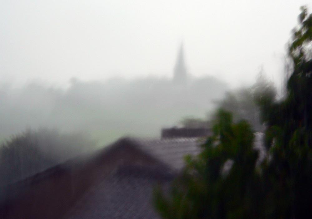 Das Wetter heute ...