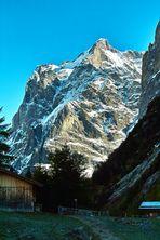 Das Wetterhorn (3701m)