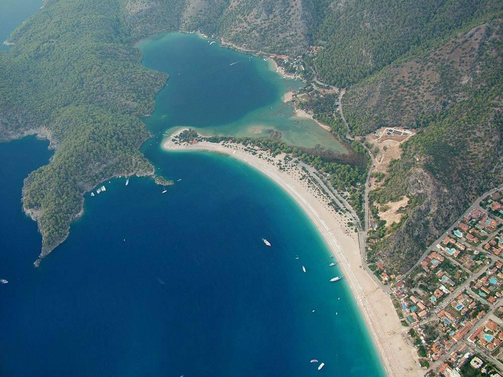 das Wohl bekannteste motiv der türkischen Küste