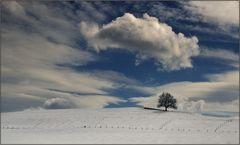 Das Wolkenspiel...