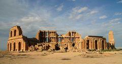 Das wunderbare Theater von Sabratha