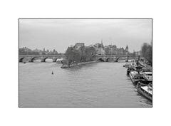 Das Zentrum von Paris