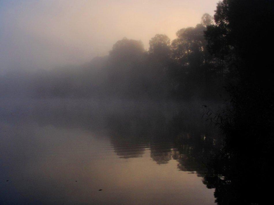 Das Zögern des Morgens