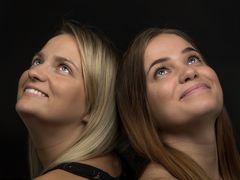 Dascha und Kati träumen