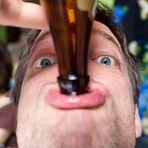 dat Bier darf natürlisch nüscht fehlen