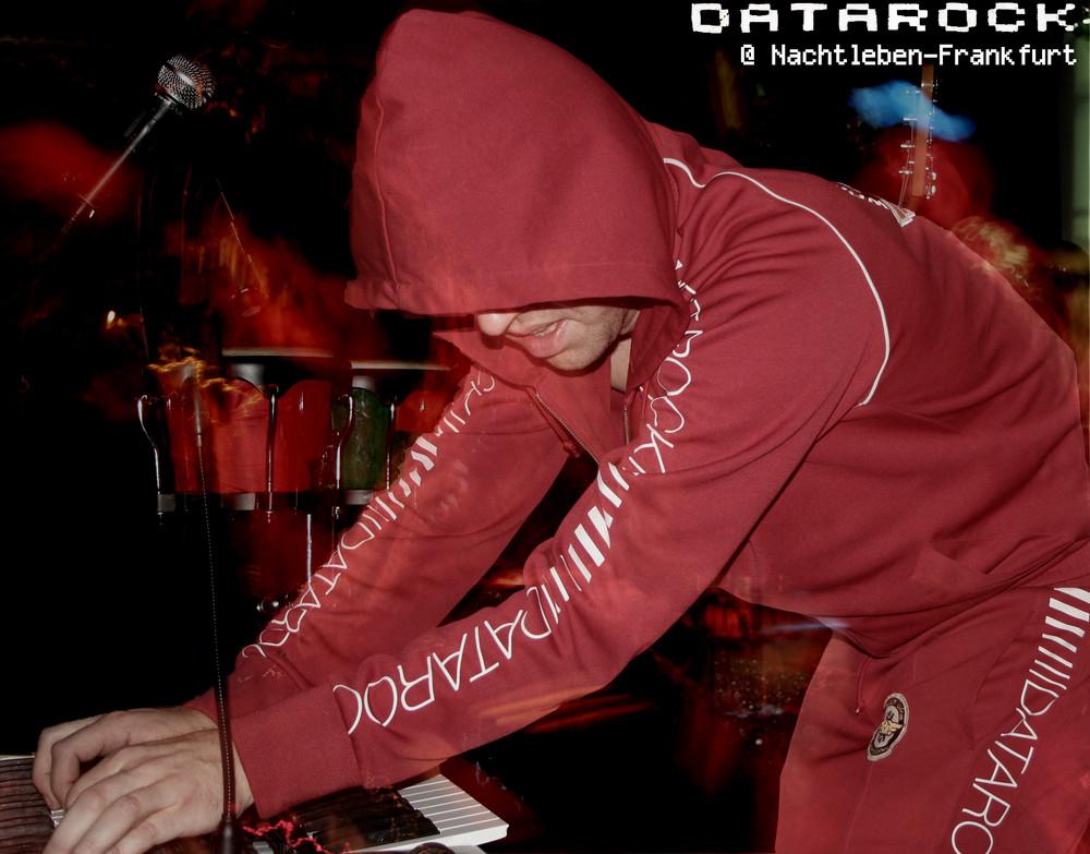 Datarock @ Nachtleben , Frankfurt