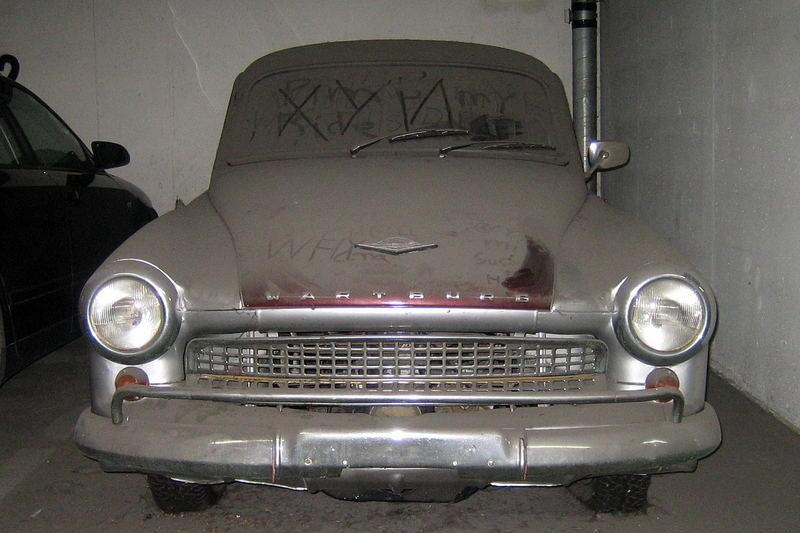Dauerparker - Modell 311