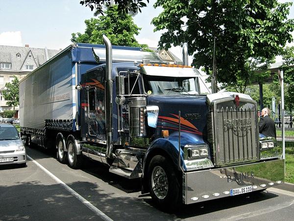dauner us truck foto bild autos zweir der. Black Bedroom Furniture Sets. Home Design Ideas