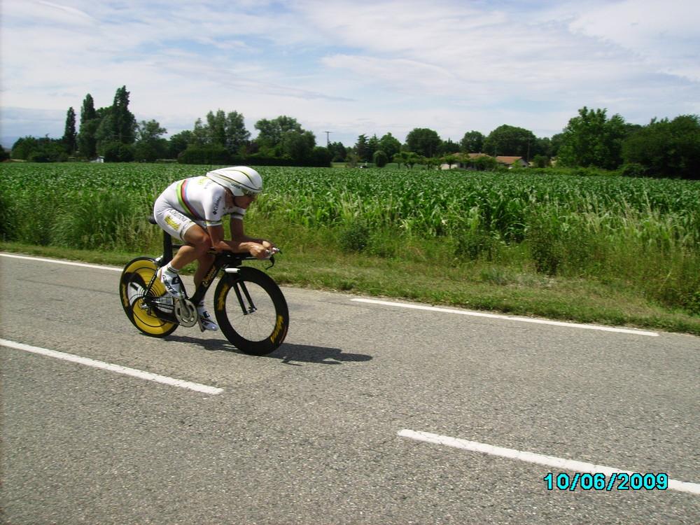 Dauphiné 2009 Chrono