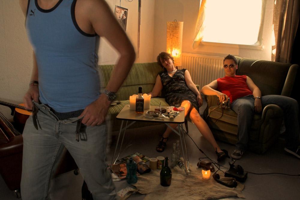 David, Christian und Tanja zu später Stunde #2