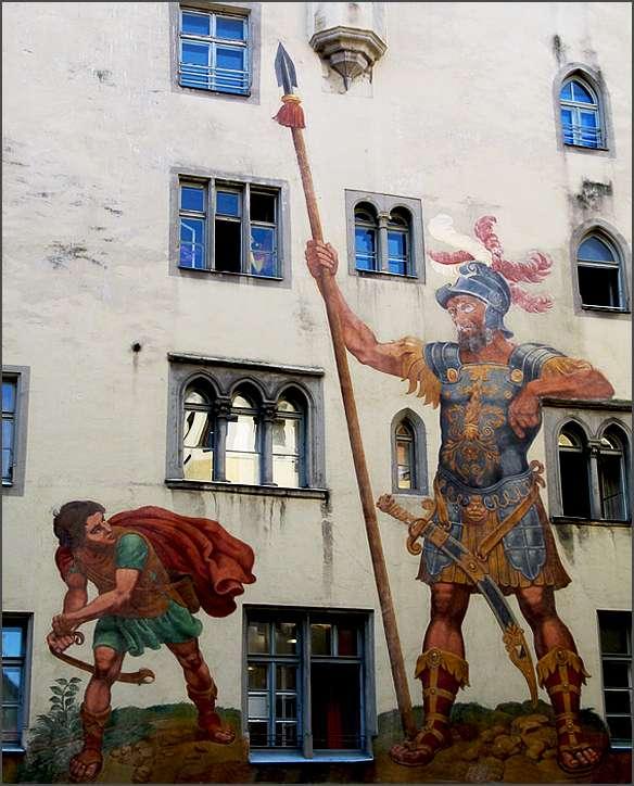 David Regensburg