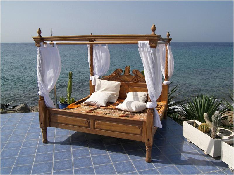 ...davon träumen wir doch alle...oder?     (Lanzarote - Puerto Del Carmen)