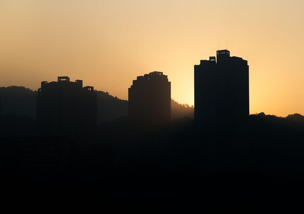 dawn of china