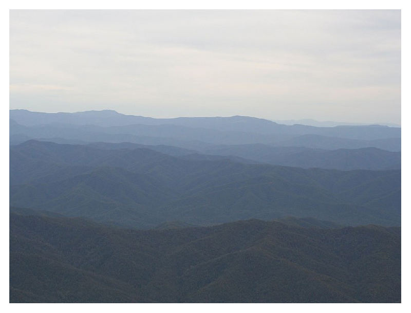 Dawn over the High Country