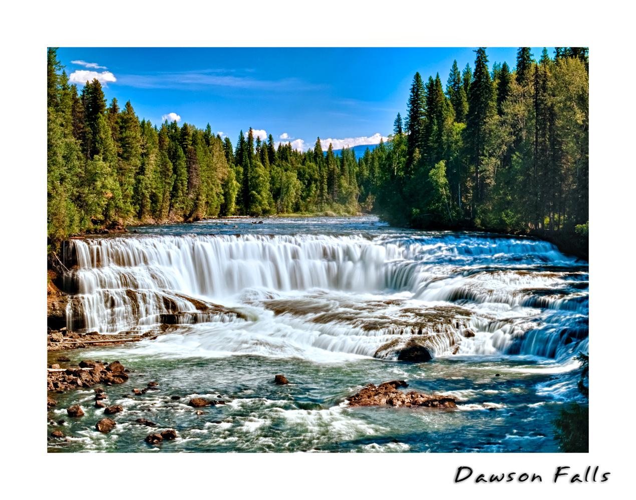 Dawson Falls 1