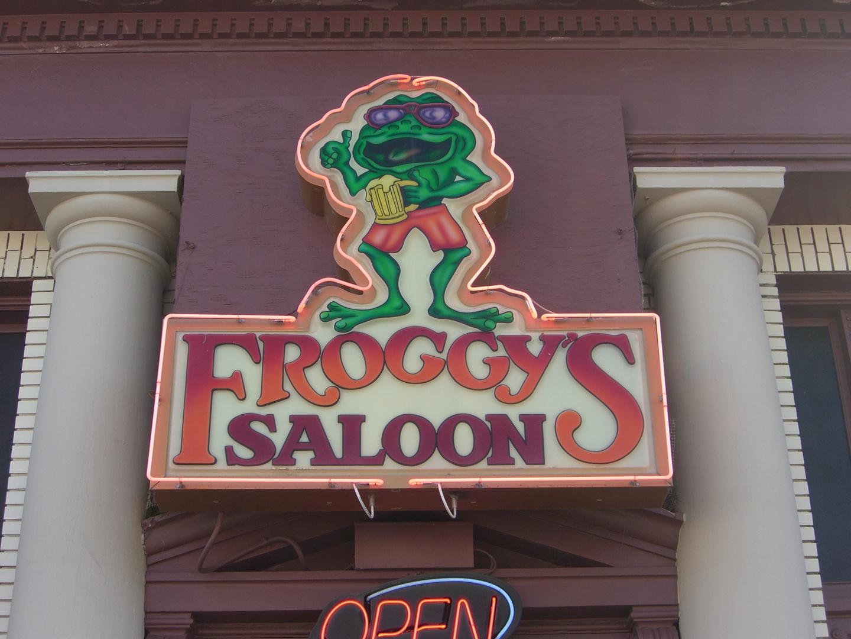 Daytona Froggy's