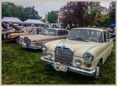 Dazumal- Alte Mercedesmodelle