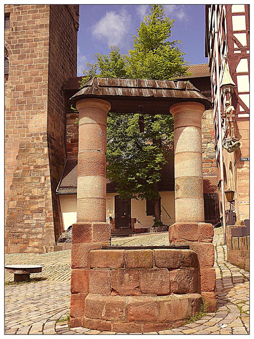 Dazumal- Alter artesischer Brunnen