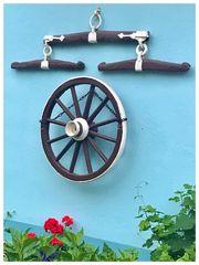 Dazumal- Antikes Pferdegeschirr