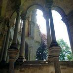 Dazumal Klosterruine Heisterbach...