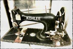 """Dazumal- Nähmaschine """"Köhler"""""""