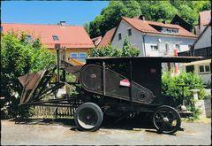 Dazumal- Nostalgischer Traktor