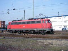 DB Autozug 115 307