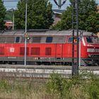 DB - Baureihe 218 ...