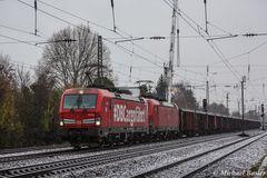 -- DB Cargo fährt -