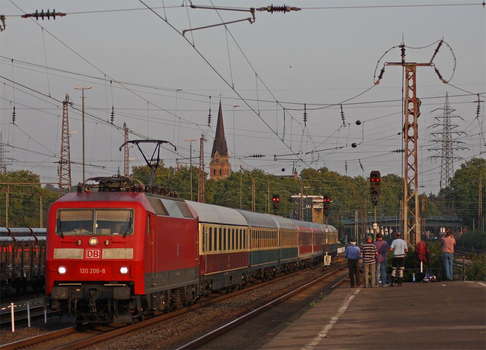 DB Regio - übernehmen Sie!