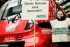 DB - Streik