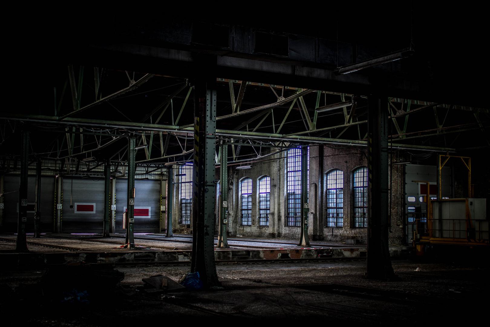 DB Werkshalle