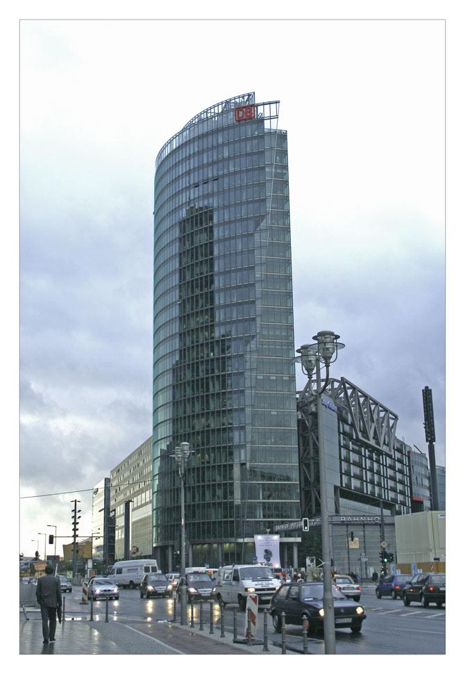 DB@Potsdamer Platz