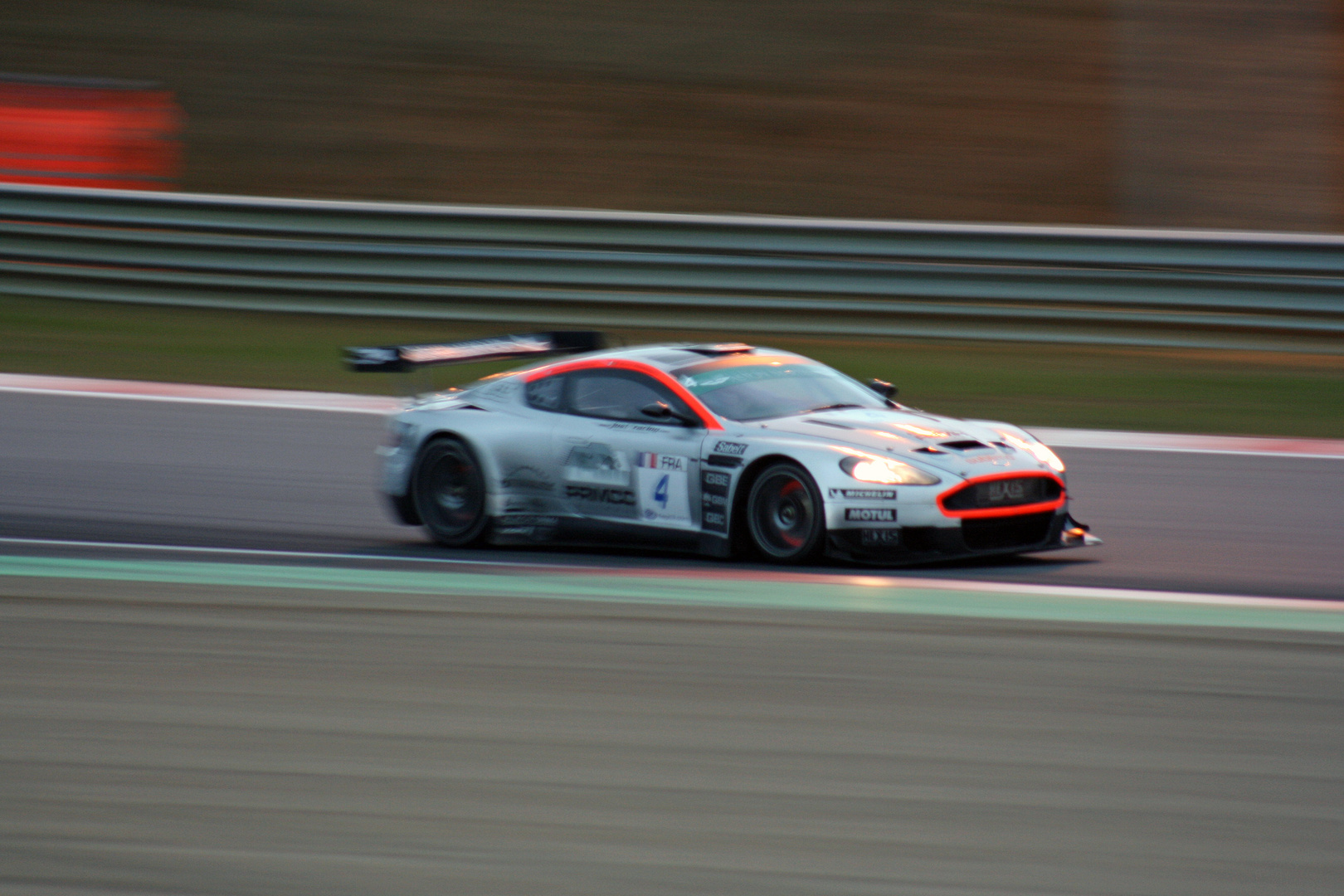 DBR9 HEXIS RACING