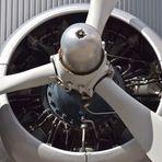 DC-3 Triebwerk