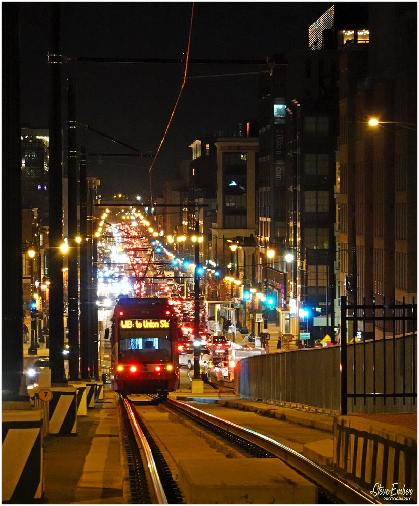D.C. After Dark No.1 - The Streetcar