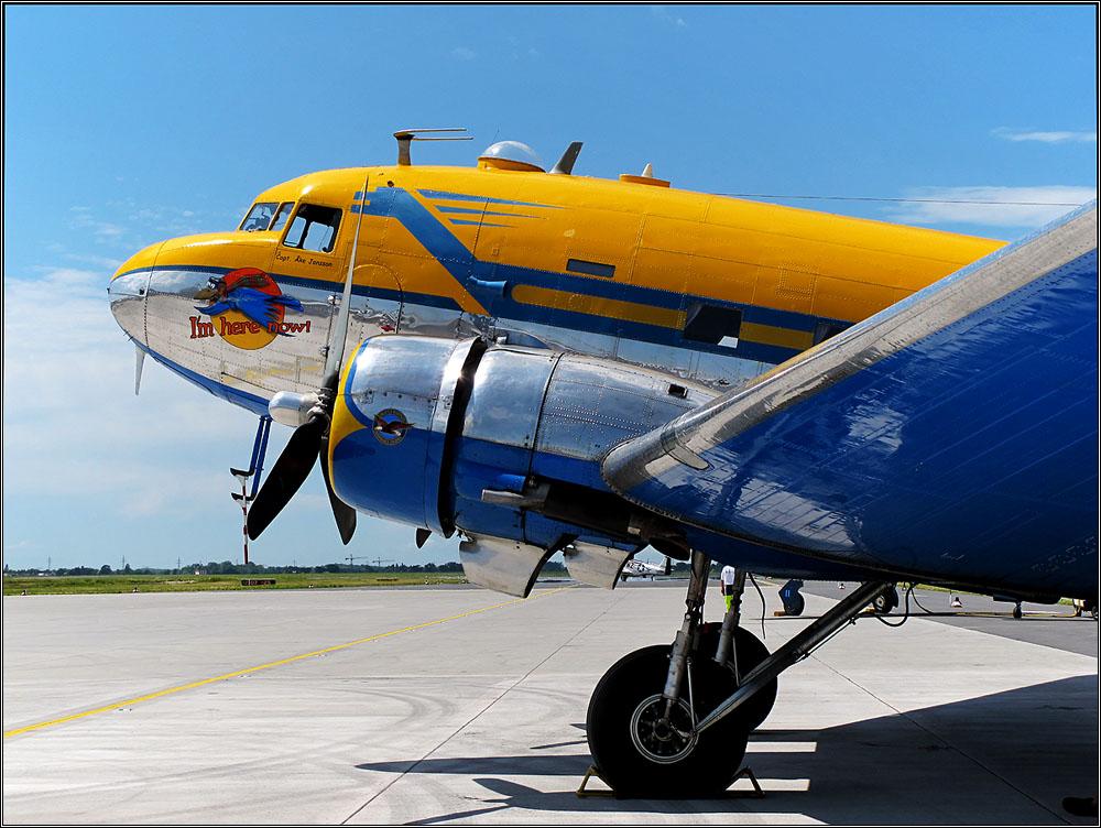 DC3 9Q-CUK