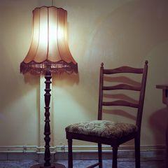 dd und die lampe:1