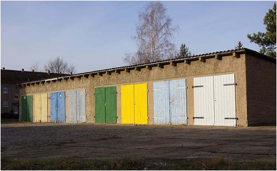 DDR-Garagen, 26.11.11 – 01