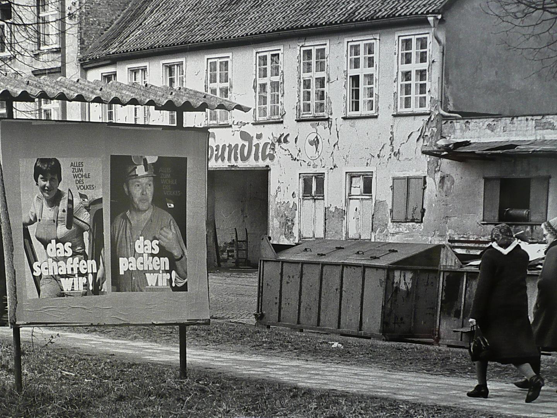 ddr sprüche DDR Sprüche Foto & Bild   deutschland, europe, brandenburg Bilder  ddr sprüche